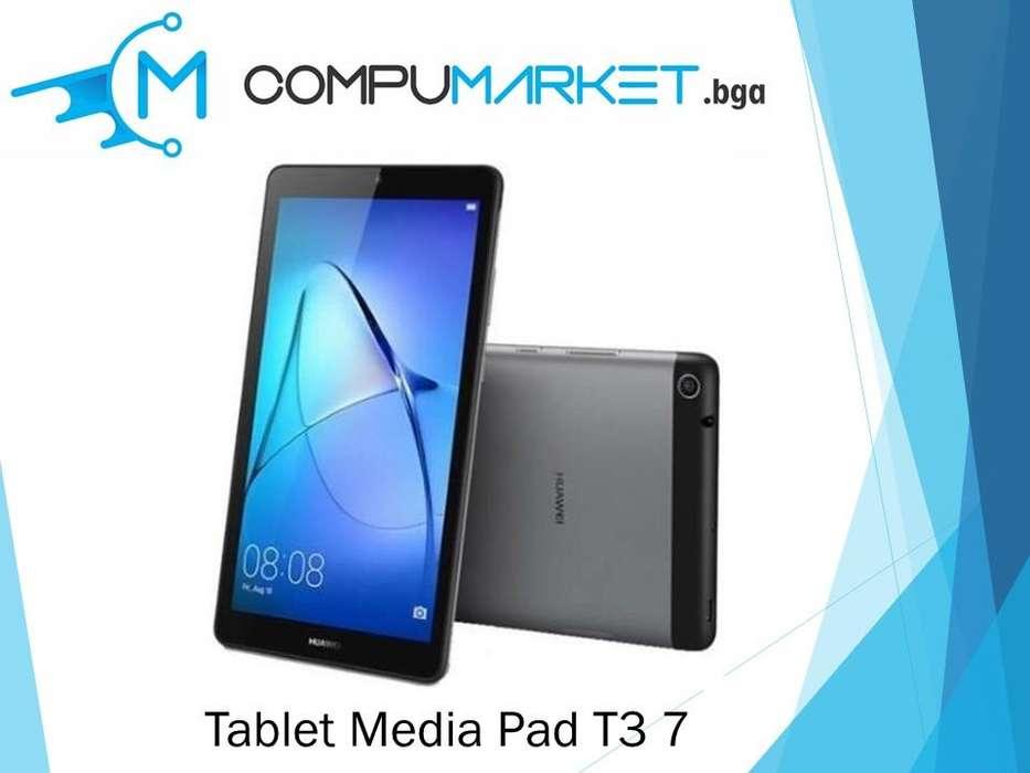 Tablet Media Pad T3 7 nuevo y facturado