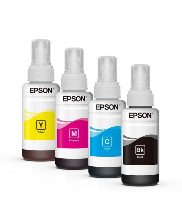 Tinta para impresora Epson Original nueva presentacion