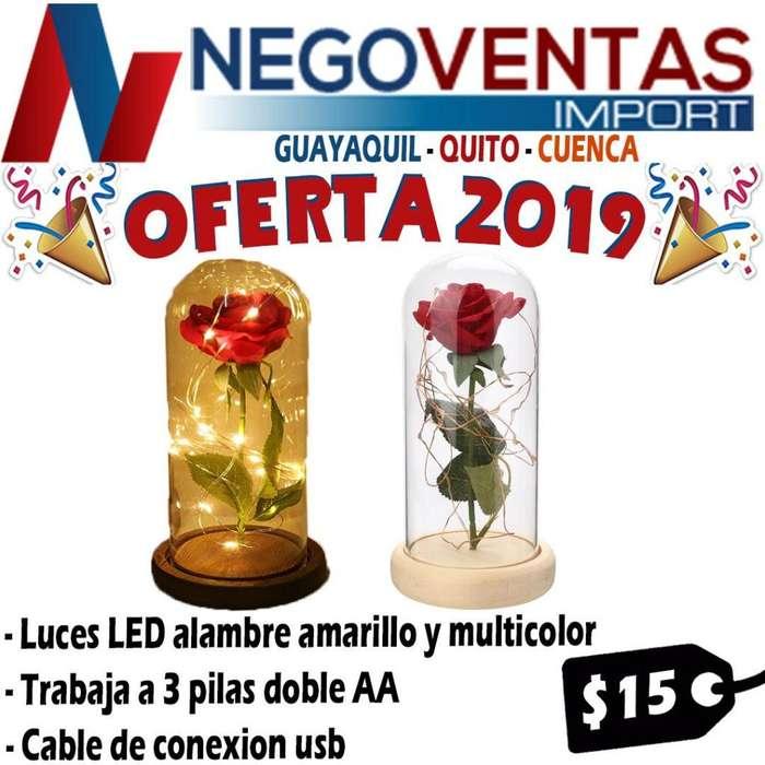 ROSA LED DE OFERTA