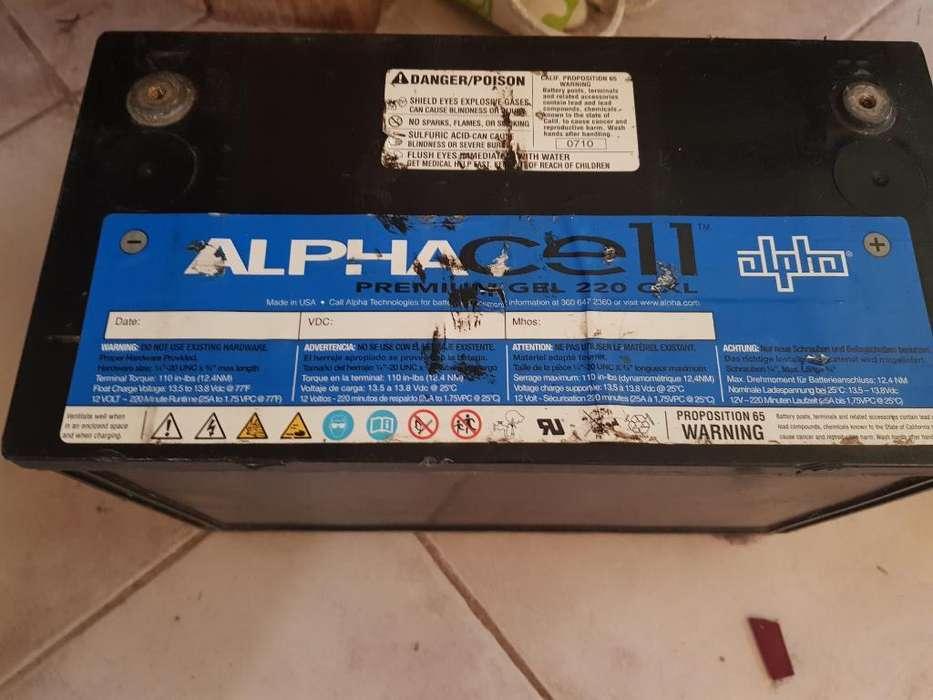 Batería Alphacell