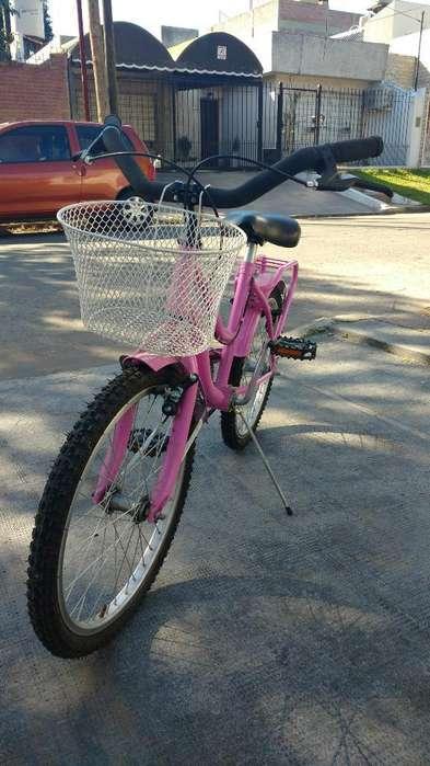 Bicicleta Dama - Rodado 20