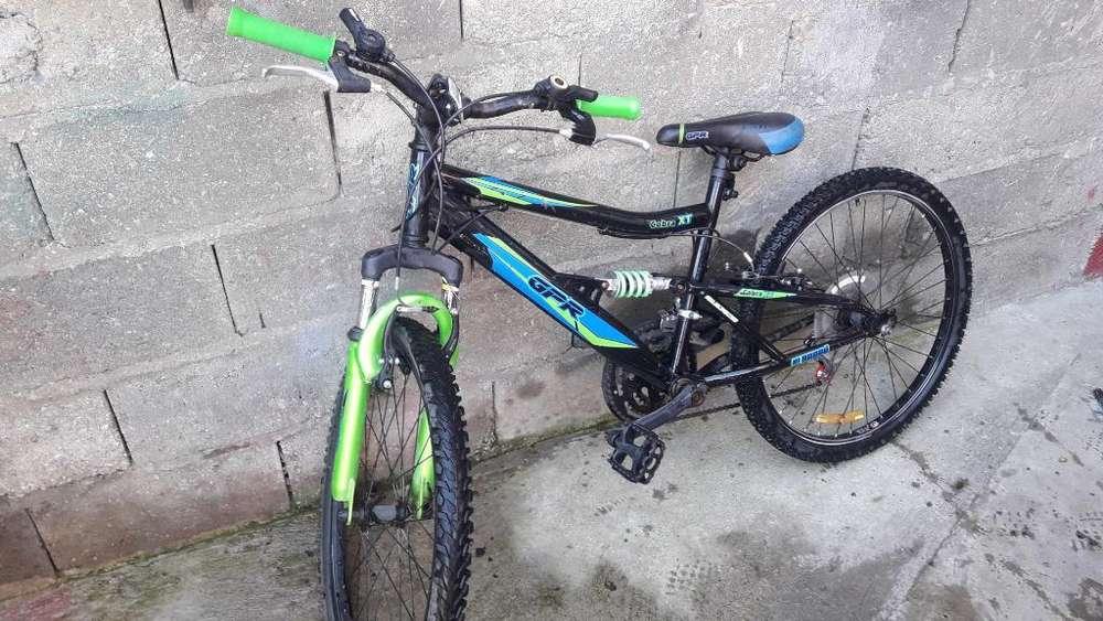 Vendo Bici R.24