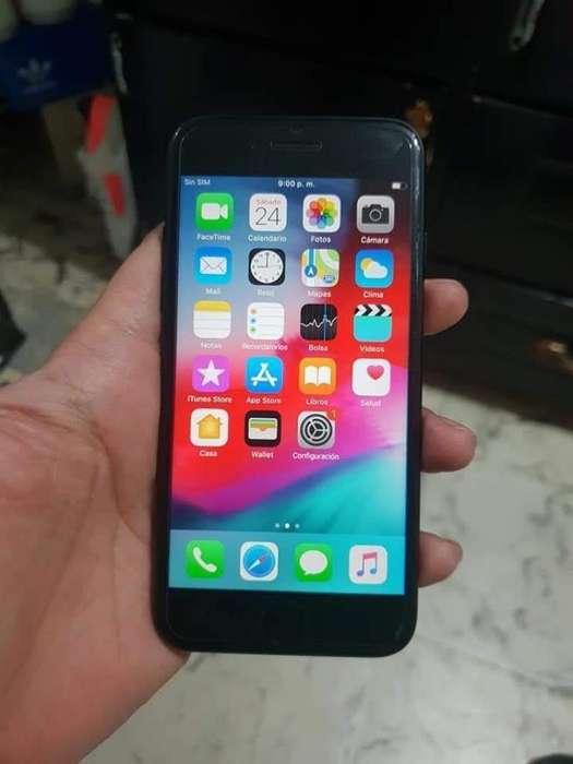 iPhone 7 Negro 128 Gb Como Nuevo