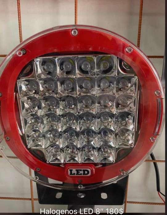 Halgenos LED