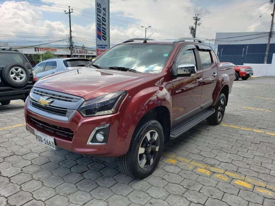Chevrolet D-Max 2019 - 10000 km