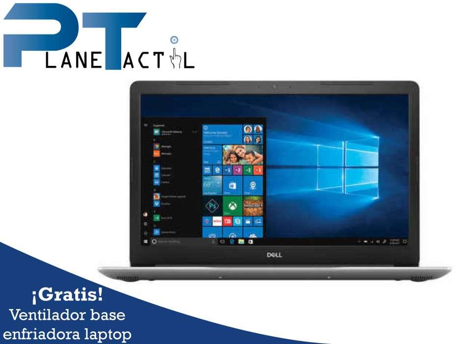 Laptop Dell Pantalla Táctil Fhd, I7 8va Gen, 12gb Ram, 1tb HDD, 15.6