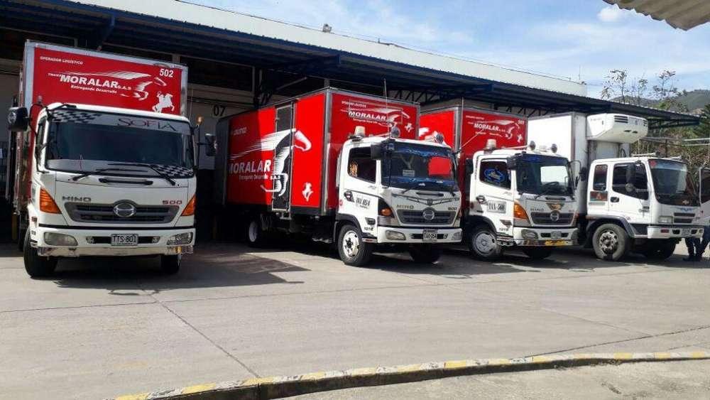 Servicio de Transporte, Mudanzas, Encominedas
