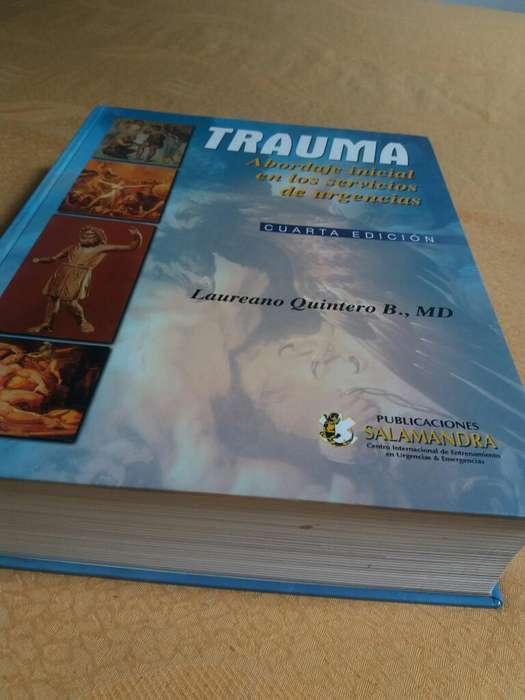 Libro de Tratado en Urgencias