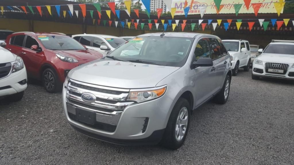 FORD EDGE 2012 POCOS KMS IMPECABLE!!!