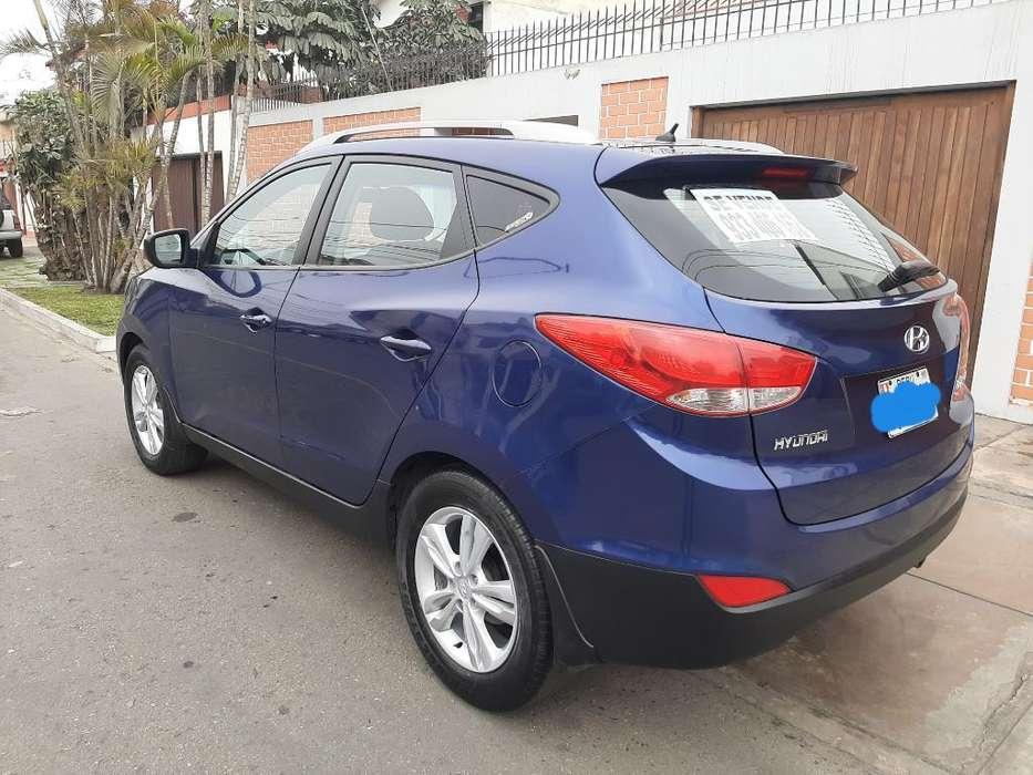 Hyundai Tucson 2013 - 78000 km