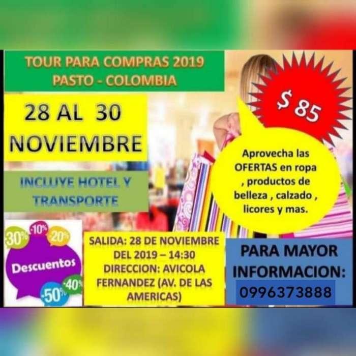 Tours Pasto