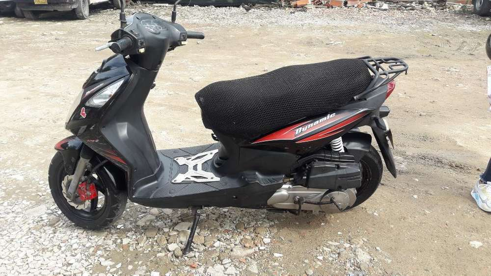 Moto Akt Dinamyk 125 Cc