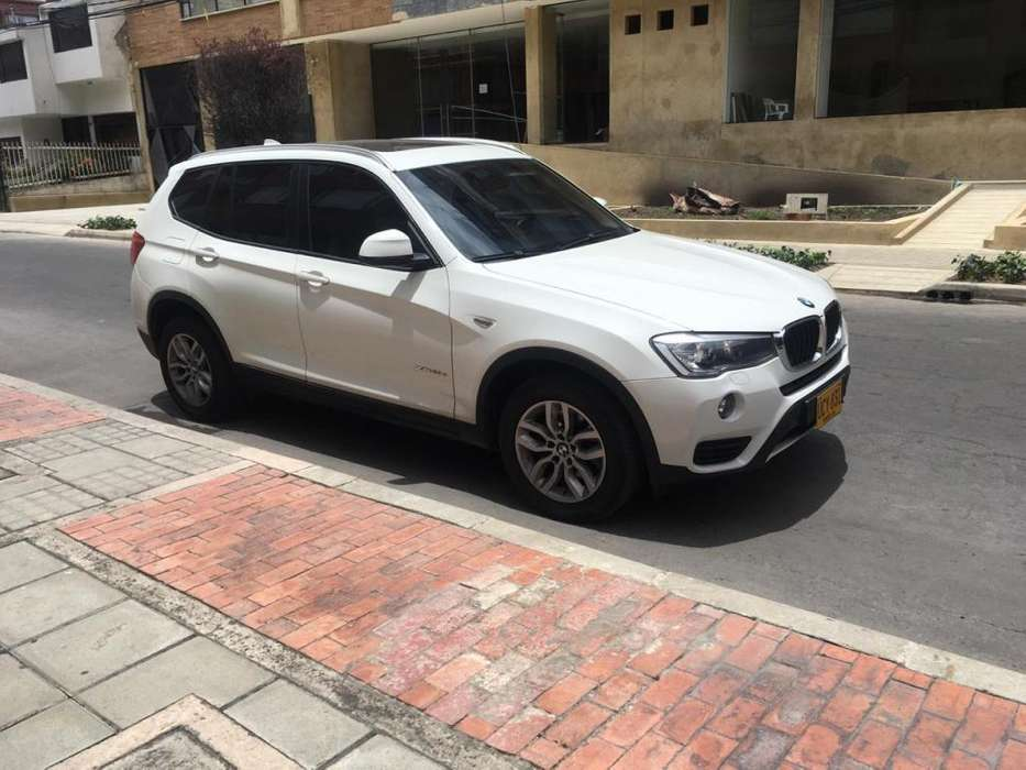 <strong>bmw</strong> X3 2015 - 24000 km
