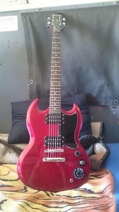 Vendo Guitarra Electrica Epicphone