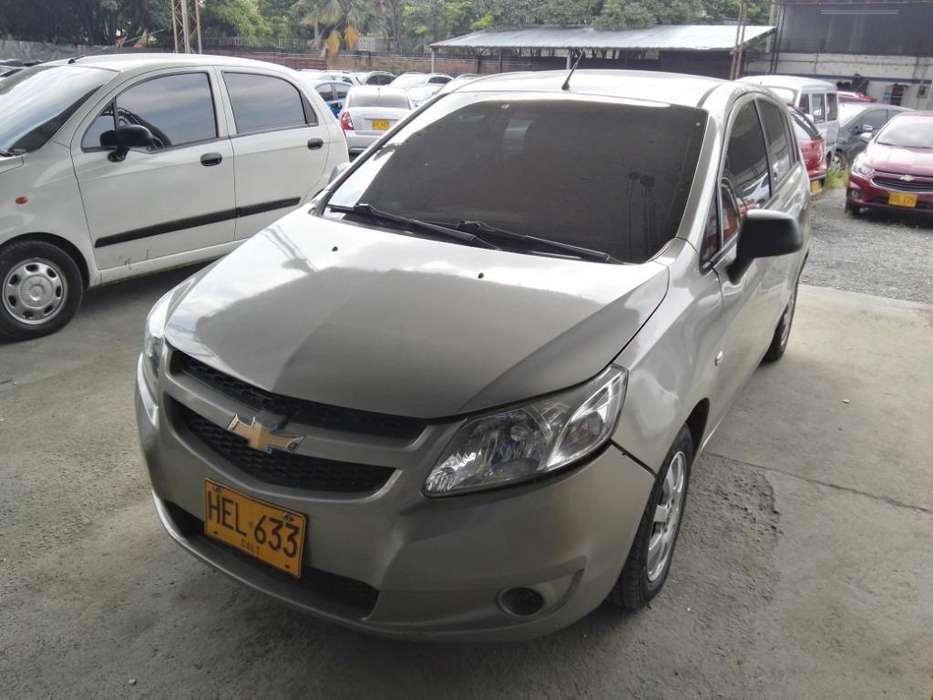 Chevrolet Sail 2013 - 132637 km