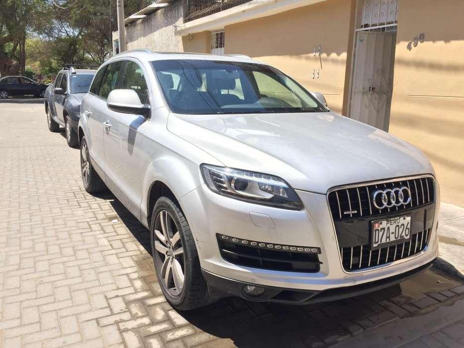 Audi Q7 2013 - 66000 km