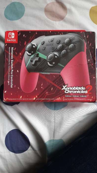 Control Nintendo Switch Xc
