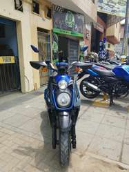 Yamaha Bws X Mod 2011 Al Dia Enero 2020