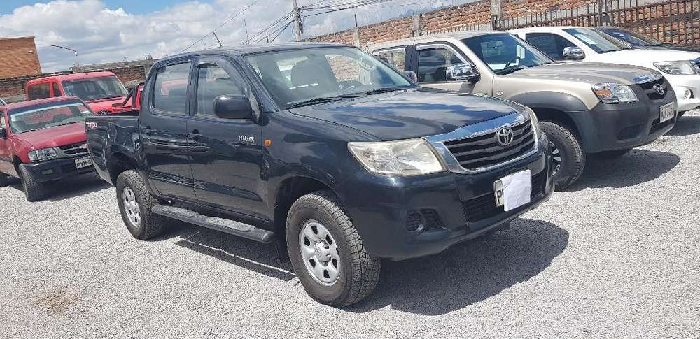 Toyota Hilux 2012 - 156000 km