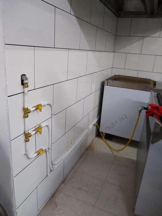 instalaciones de gas comerciales certificadas