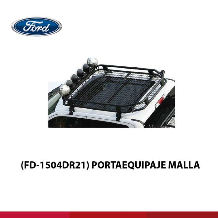 PORTAEQUIPAJE MALLA <strong>ford</strong>