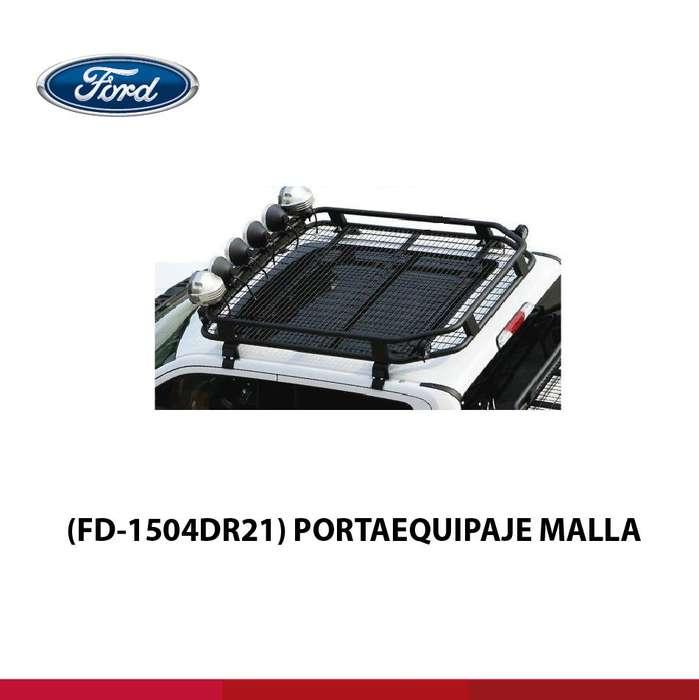 PORTAEQUIPAJE MALLA FORD