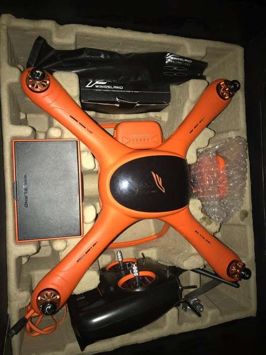 Dron Profesional Wingsland <strong>gps</strong>