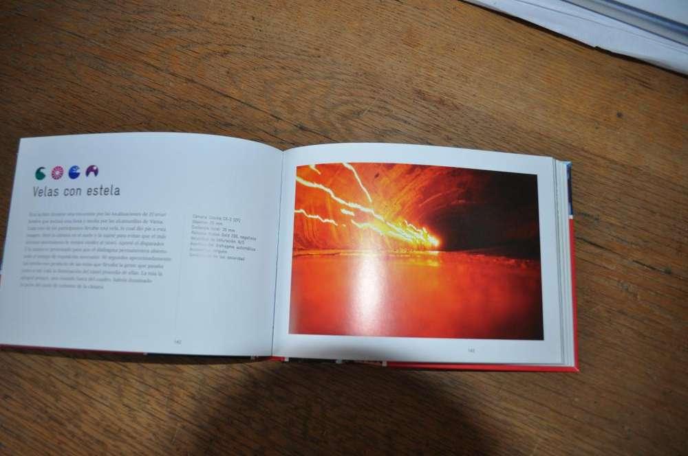 Vendo libro de fotografía HOTS SHOTS Editorial Océano actual y práctico