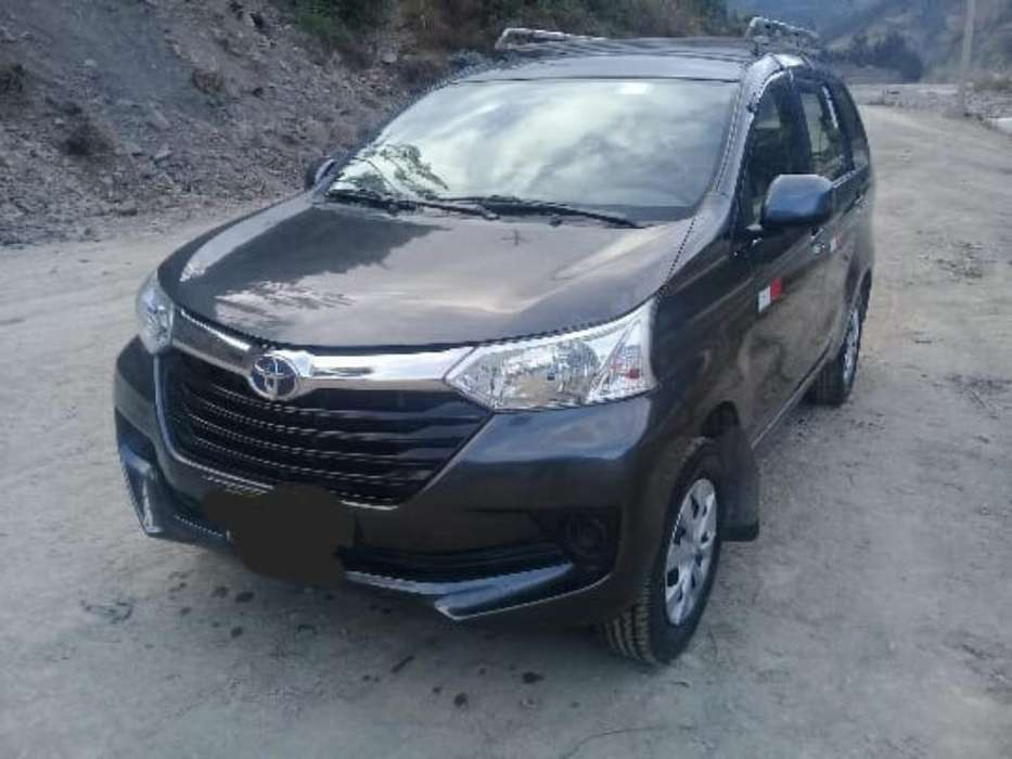 <strong>toyota</strong> Avanza 2018 - 18000 km