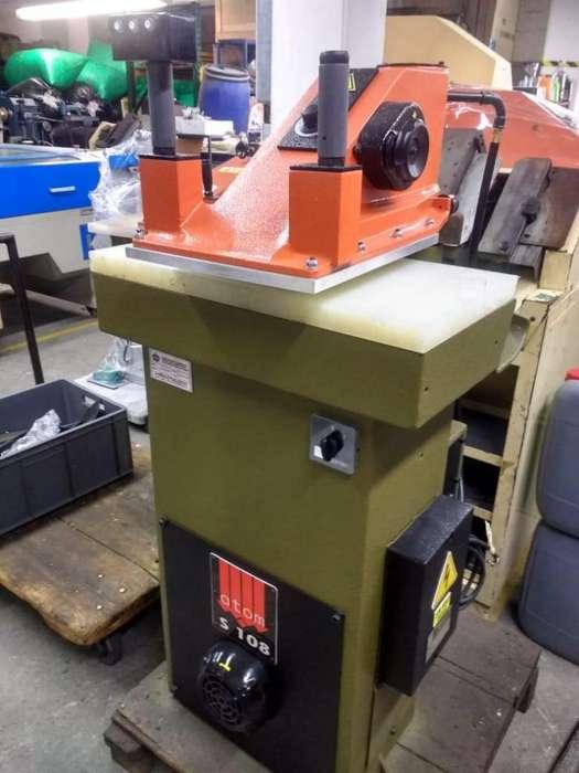 Máquina troqueladora Atom S108