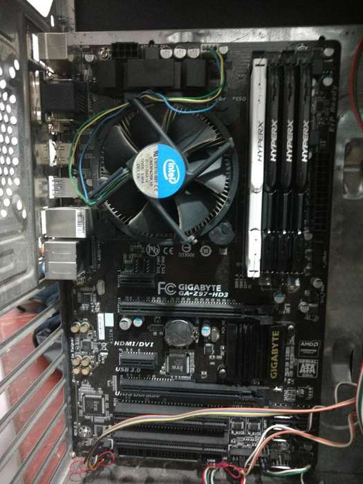 Pc Gamer a Medio Armar