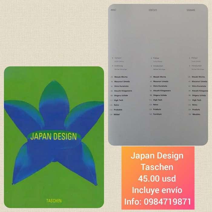 Japan Design Libro