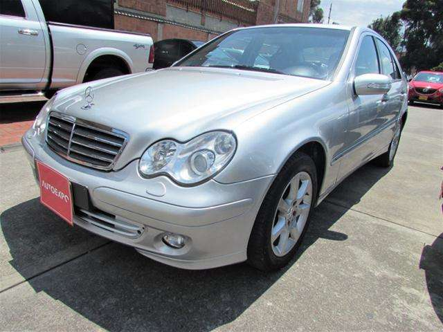 <strong>mercedes-benz</strong> Clase C 2009 - 127000 km