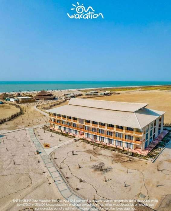 Plan Vacacional Hotel Wayira Beach