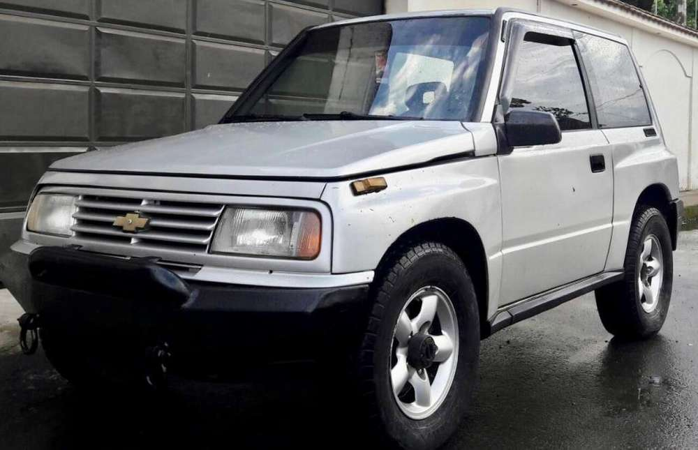 Chevrolet Vitara 2005 - 208245 km