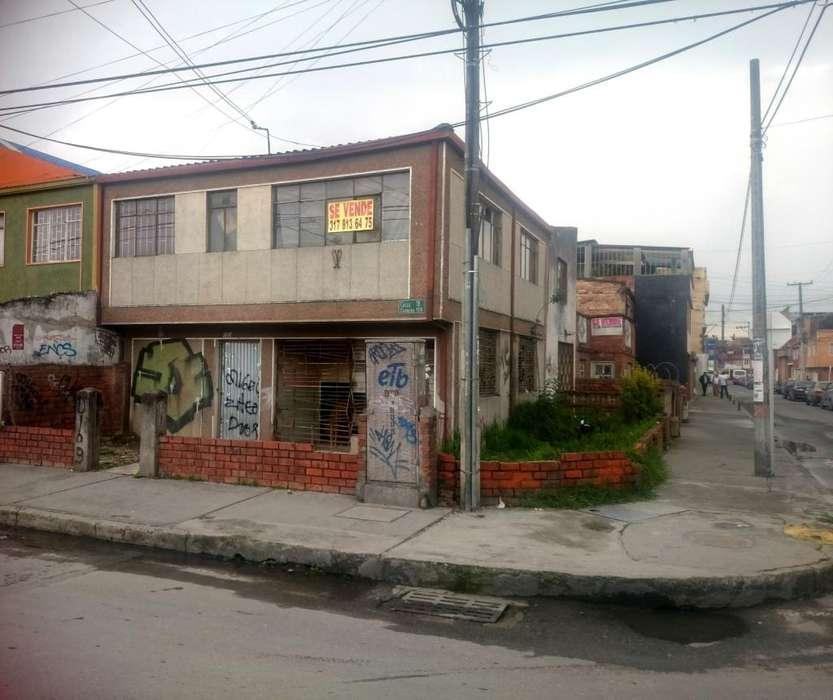 Casa Lote Esquinero Comercial Fontibon
