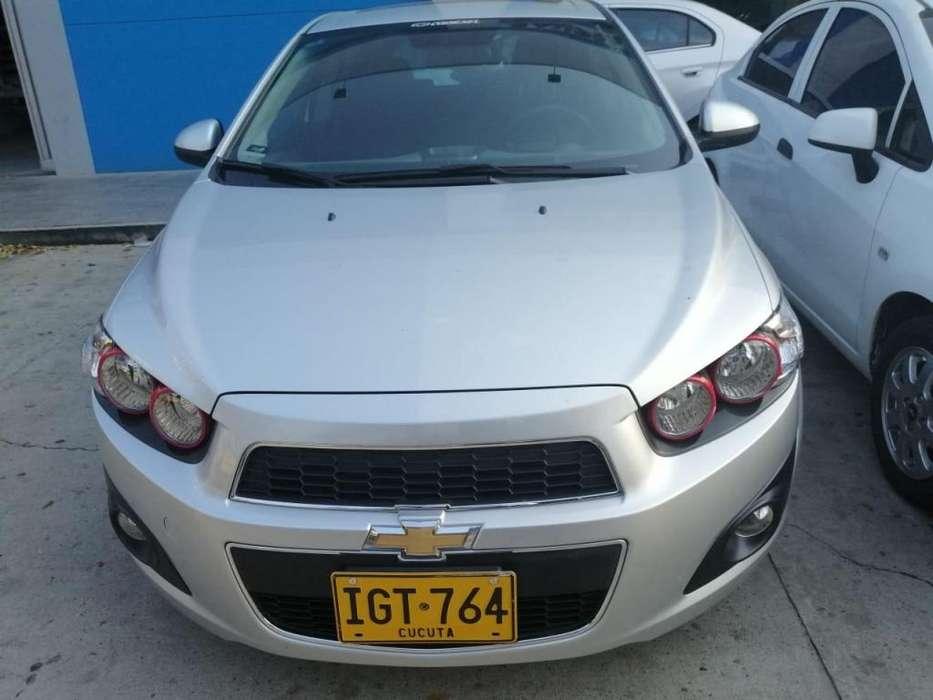 Chevrolet Sonic 2015 - 24621 km