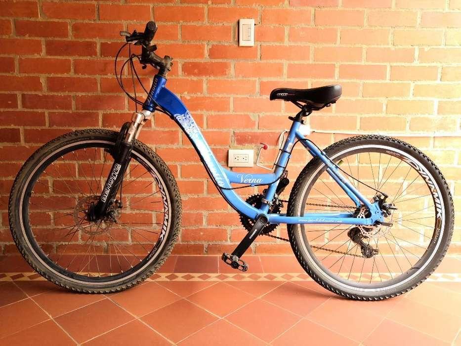 Bicicleta Benotto Verna