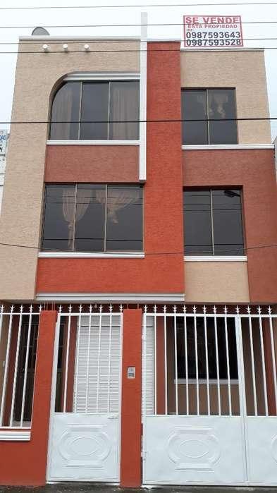 Vendo Casa en Ambato Sector Izamba