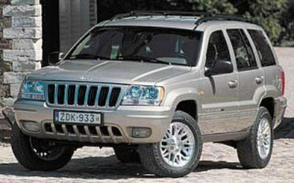 Caja Automatica Y Motor Grand Cherokee