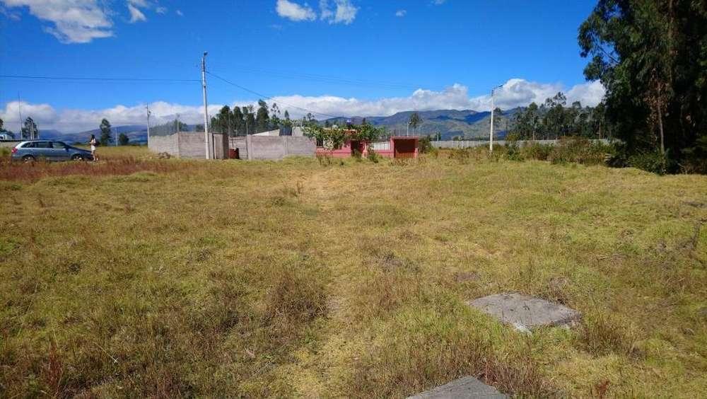 Vendo hermoso terreno en Cashapamba