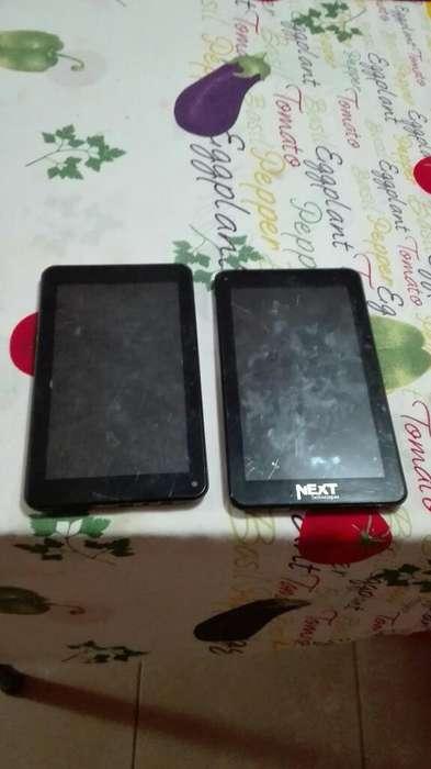 Vendo Dos Tablet para Repuesto
