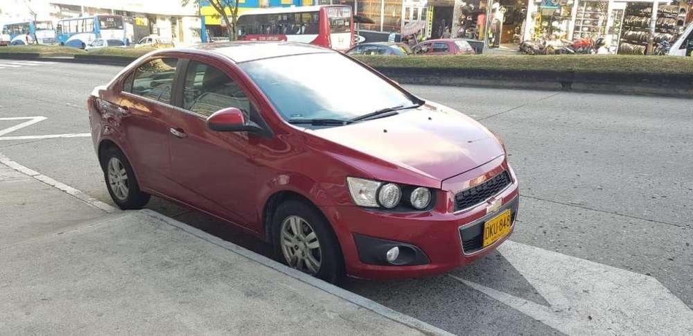 Chevrolet Sonic 2013 - 67000 km