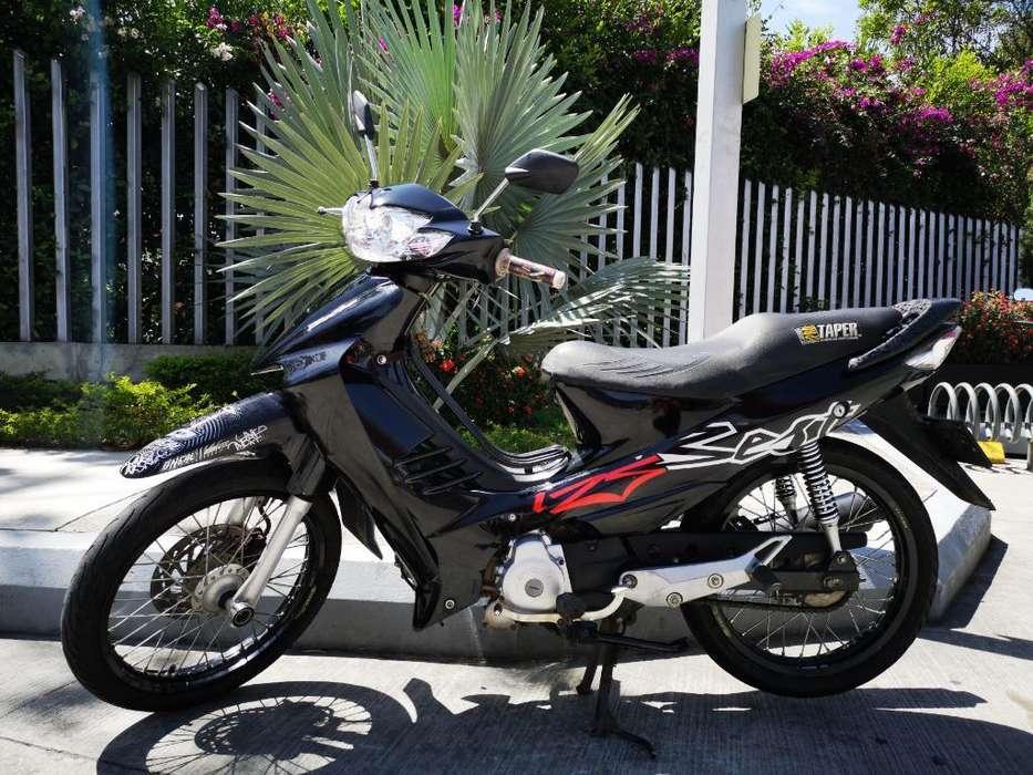 Suzuki Best 2012 Hermosa Recibo Moto