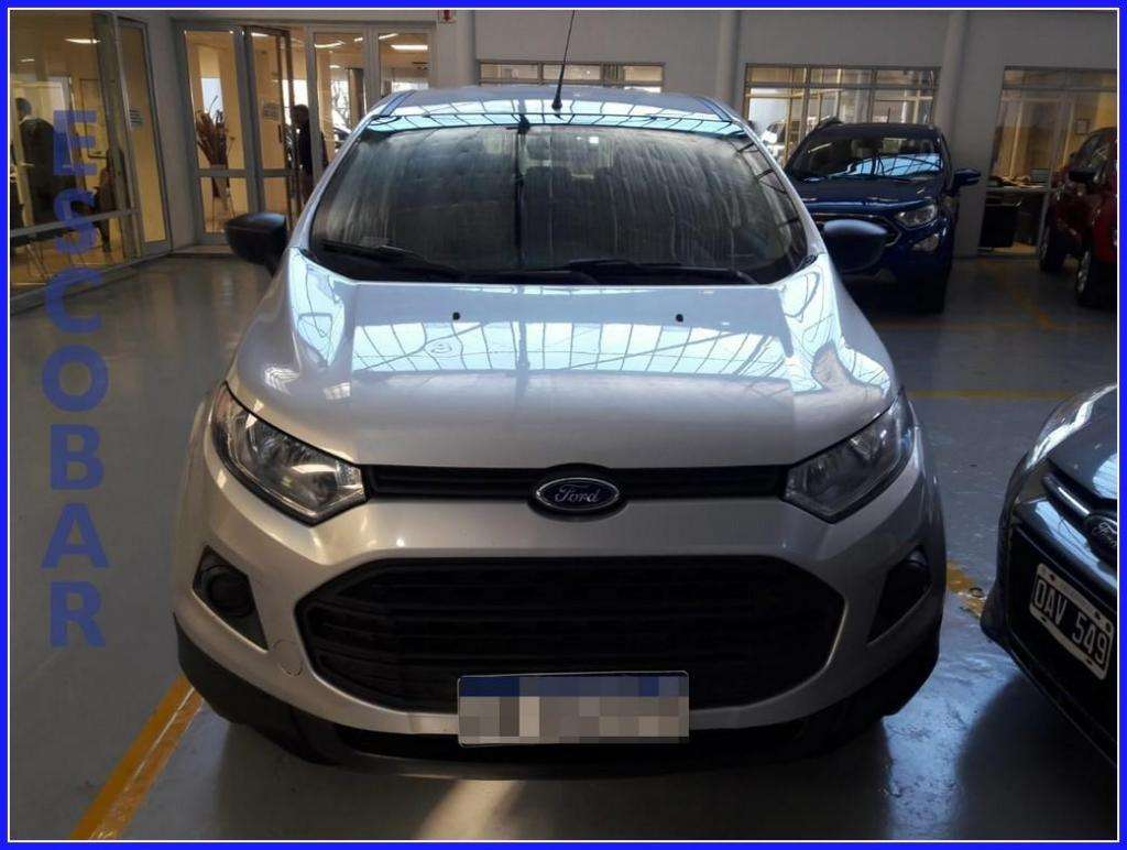 Ford Ecosport 1.6 mt s