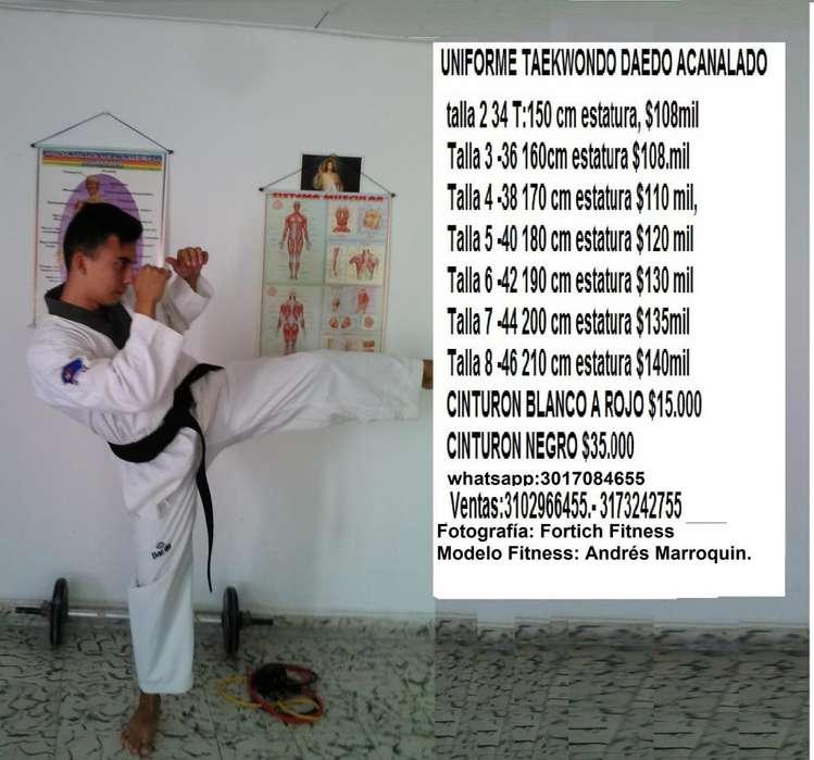 Uniformes Taekwondo y Karante.Ventas Barranquilla tel.3017084655