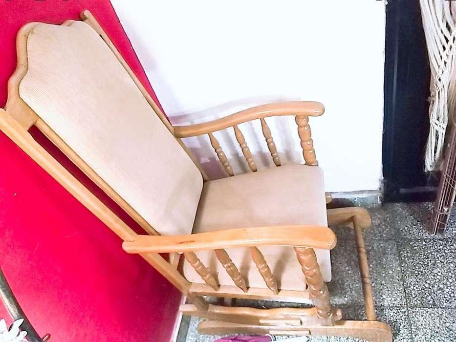 Vendo Sillon Antiguo Madra Roblex Amaca