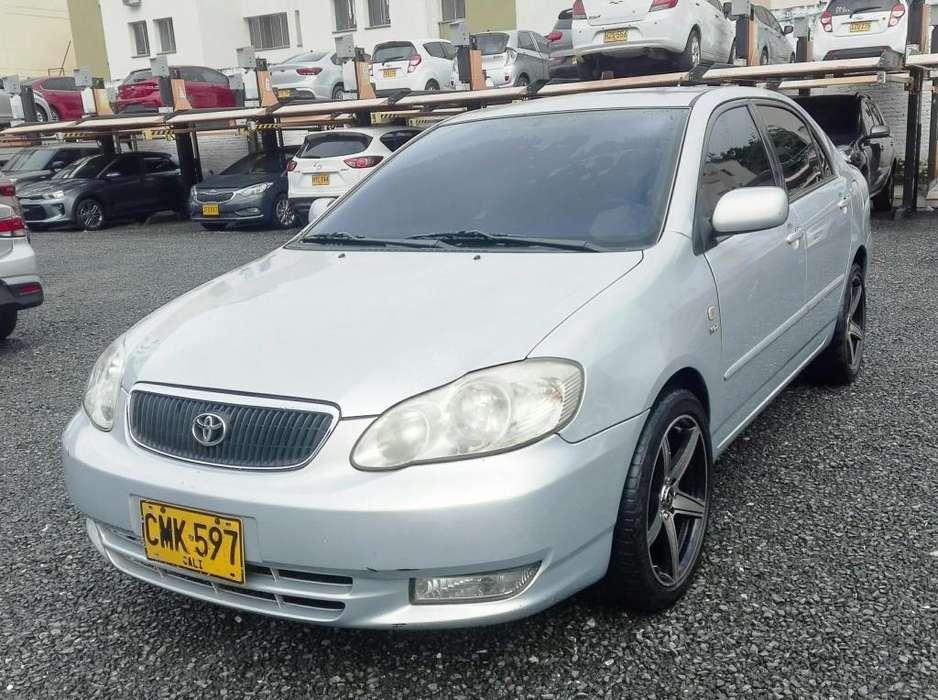 Toyota Corolla 2005 - 208000 km
