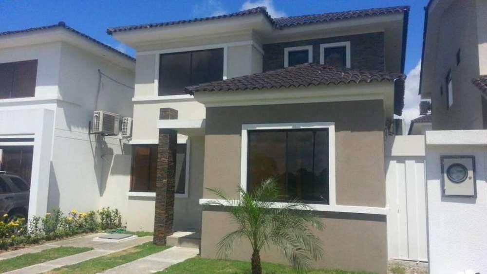 Alquiler Casa Via a La <strong>costa</strong> Urb. Punta Esmeraldas - Mariuxi Rugel