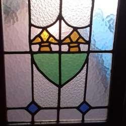 hojas de vitraux